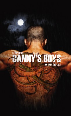 Danny's Boys - An East End Tale by Richard Barnard from Bookbaby in General Novel category