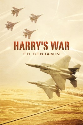 Harry's War by Ed Benjamin from Bookbaby in General Novel category