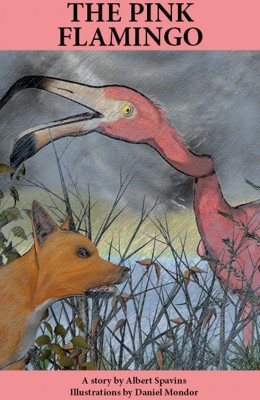 The Pink Flamingo  by Albert Spavins from Bookbaby in General Academics category