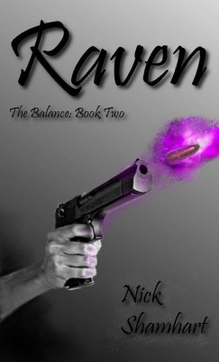 Raven The Balance: Book Two by Nick Shamhart from  in  category