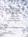 If You've Forgotten The Names Of The Clouds, You've Lost Your Way An Introduction to American Indian Thought and Philosophy by Russell Means from  in  category