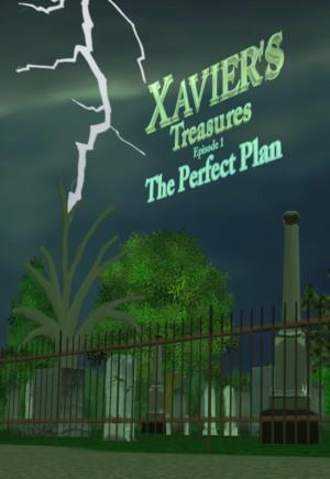 Xavier's Treasures Xavier's Treasures by Dr. Myron Gaul from Bookbaby in Teen Novel category