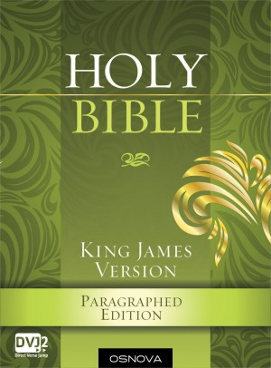 Bible: King James Version  by OSNOVA from Bookbaby in Religion category