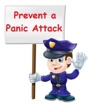 Prevent a Panic Attack  by Liz Rojek from Bookbaby in Religion category