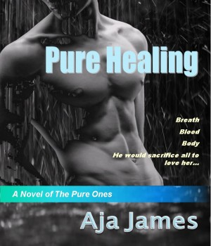 Pure Healing A Novel of The Pure Ones by Aja James from Bookbaby in Romance category