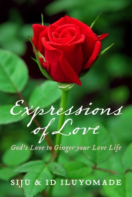 Expressions of Love God's Love to Ginger your Love Life by Siju Iluyomade from Bookbaby in Religion category