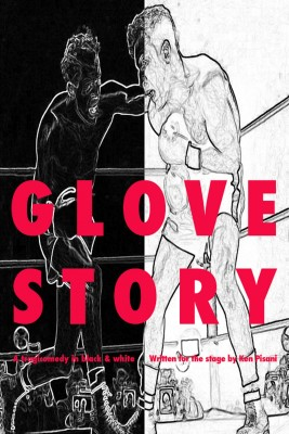 Glove Story A tragicomedy in black & white by Ken Pisani from Bookbaby in General Novel category