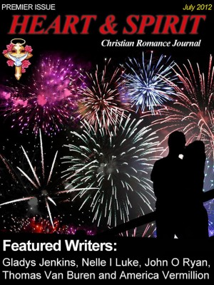 Heart & Spirit Christian Romance Journal by Meeting House LLC from Bookbaby in Romance category