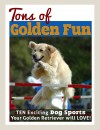 Tons of Golden Fun Ten Exciting Dog Sports Your Golden Retriever Will Love! by Nancy Aingworth from Bookbaby in General Novel category
