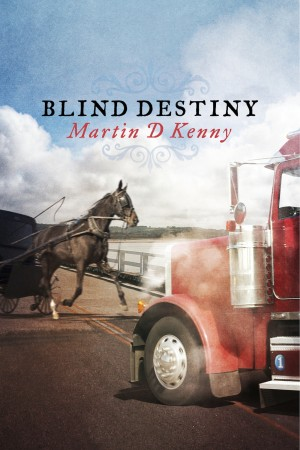 Blind Destiny  by Martin D Kenny from Bookbaby in General Novel category