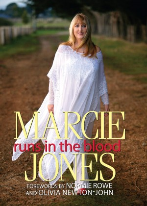 Runs in the Blood Forwards by Normie Rowe and Olivia Newton-John by Marcie Jones from Bookbaby in Autobiography & Biography category