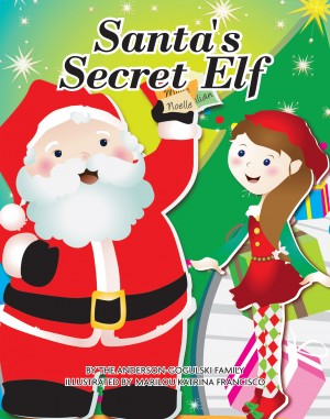 Santa's Secret Elf- Merryam  by Kara Anderson from  in  category