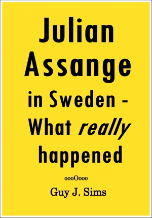 Julian Assange in Sweden - what really happened by Guy J. Sims from Bookbaby in Autobiography & Biography category
