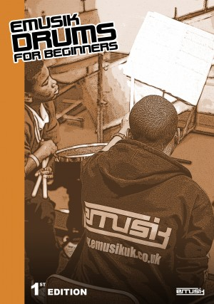 EMUSIK Drums for Beginners 1st Edition by Nadine Lee from  in  category