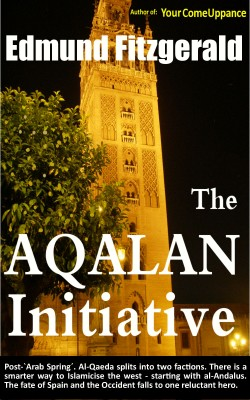 The AQALAN Initiative  by Edmund Fitzgerald from Bookbaby in General Novel category