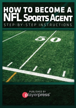 How To Become A NFL Sports Agent Step-By-Step Instructions by John Hernandez from Bookbaby in Business & Management category