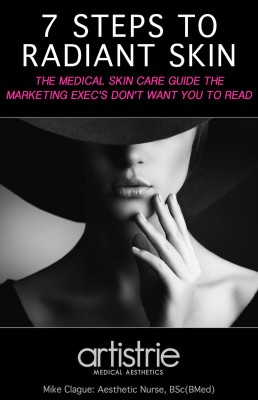 7 Steps to Radiant Skin! The Medical Skin Care Guide The Marketing Exec's Don't Want You To Read by Mike Clague from Bookbaby in Family & Health category
