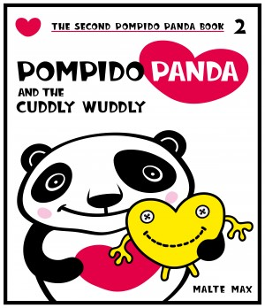 Pompido Panda and the Cuddly Wuddly - The Second Pompido Panda Book by Malte Max from Bookbaby in Teen Novel category