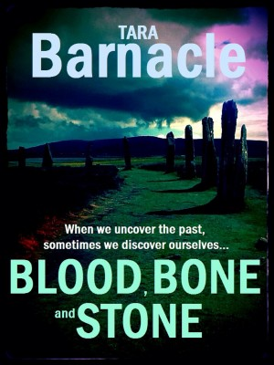 Blood, Bone and Stone by Tara Barnacle from Bookbaby in General Novel category