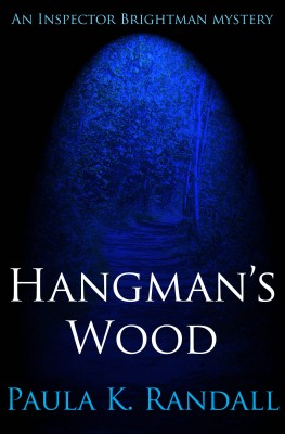 Hangman's Wood by Paula K. Randall from Bookbaby in True Crime category