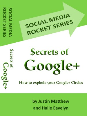 Secrets of Google+ - How to Explode Your Google+ Circles by Justin Matthew from Bookbaby in Engineering & IT category