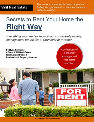 The Secrets to Renting Your Home the Right Way by Ryan Schroder from Bookbaby in Home Deco category