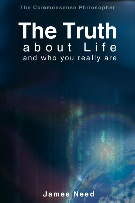 The Truth about Life and Who You Really Are by James Need from Bookbaby in General Academics category
