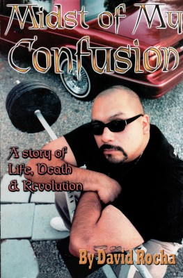 Midst of My Confusion - A Story of Life, Death & Revolution by David Rocha from Bookbaby in Lifestyle category