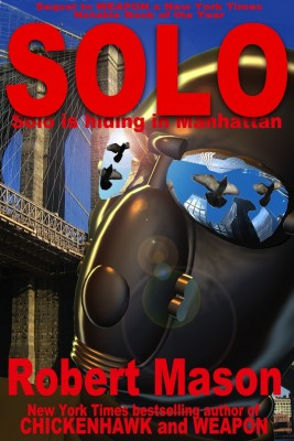 Solo  by Robert Mason from Bookbaby in General Novel category