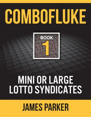 Combofluke Book 1 - Mini or Large Lotto Syndicates by James Parker from Bookbaby in General Novel category