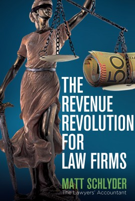 The Revenue Revolution for Law Firms by Matt Schlyder from Bookbaby in General Novel category