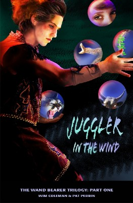 Juggler in the Wind  by Wim Coleman from Bookbaby in General Novel category