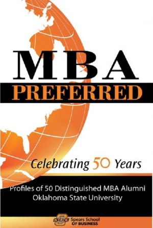 MBA Preferred Celebrating 50 Years by Jeretta Horn Nord from Bookbaby in Business & Management category