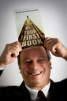 Write Your First Book How To Start, Finish And Publish The Book Inside Of You by Peter Biadasz from Bookbaby in General Novel category