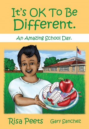 It's Ok To Be Different by Risa Peets from Bookbaby in Family & Health category