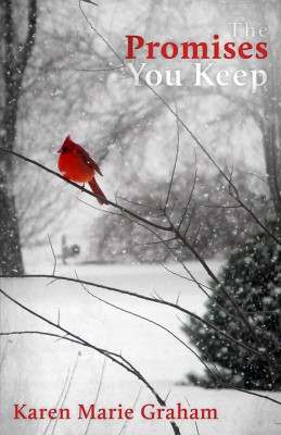 The Promises You Keep  by Karen Marie Graham from Bookbaby in General Novel category
