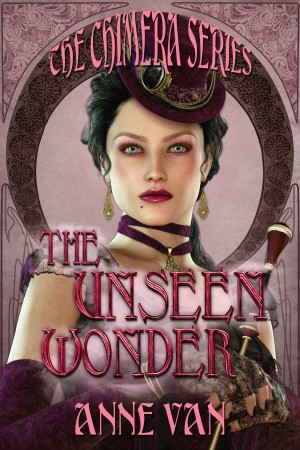 The Unseen Wonder  by Anne Van from Bookbaby in General Novel category