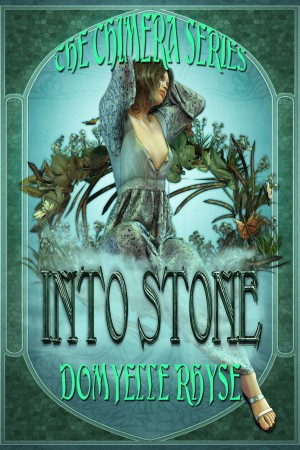 Into Stone  by Domyelle Rhyse from Bookbaby in General Novel category