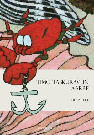 Timo Taskuravun Aarre  by Tuula Pere from Bookbaby in Children category