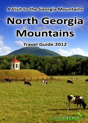North Georgia Mountains Travel Guide 2012 A Visit to the Georgia Mountains by Kathleen Walls from Bookbaby in Motivation category