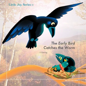 The Early Bird Catches the Worm  by X Kwang from Bookbaby in Teen Novel category