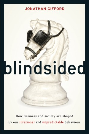 Blindsided  by Jonathan Gifford from Bookbaby in Business & Management category