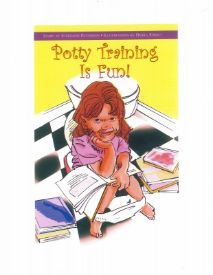 Potty Training Is Fun! by Stephanie Tehan Patterson from Bookbaby in General Novel category