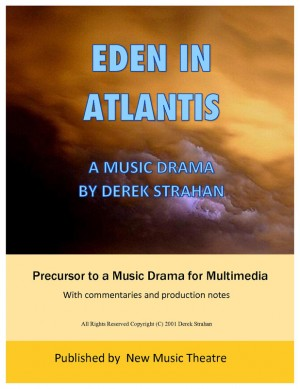 Eden In Atlantis by Derek Strahan from Bookbaby in Art & Graphics category