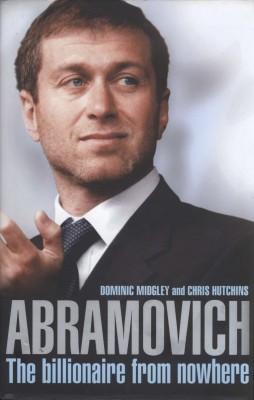 Abramovich by Chris Hutchins from Bookbaby in Autobiography & Biography category