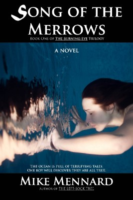 Song of the Merrows by Mike Mennard from Bookbaby in Teen Novel category