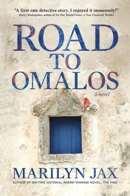 Road to Omalos by Marilyn Jax from Bookbaby in General Novel category