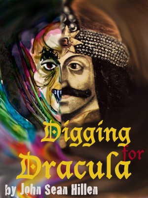 Digging for Dracula by John Sean Hillen from Bookbaby in Travel category