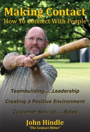 Making Contact: How To Connect With People by John Hindle from Bookbaby in Business & Management category