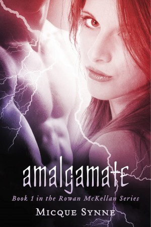 Amalgamate - Book 1 in the Rowan McKellan Series by Micque Synne from Bookbaby in Romance category